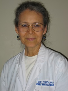 Sue Tsuda, MD